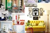Những gam màu được ưa chuộng nhất trong trang trí nhà