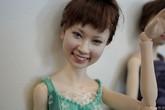 Kỳ diệu búp bê 3D có gương mặt giống hệt người thật