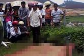 Mìn nổ, vợ chồng bất ngờ tử vong giữa đường