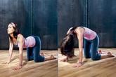 """Tư thế Yoga giúp dễ """"lên đỉnh"""""""