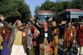 Du khách Mỹ bị hiếp dâm tập thể ở Ấn Độ