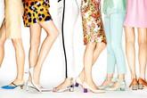6 kiểu giày dép cuối tuần cho nàng công sở