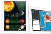 Trường học phát iPad thay cho sách giáo khoa