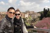 Ảnh hiếm của vợ chồng Jennifer Phạm