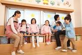 Chia sẻ kinh nghiệm để bé ngoan khi đi nhà trẻ