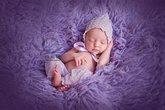 Chùm ảnh giấc ngủ êm ái của bé yêu