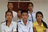 Giây phút cứu 5 em nhỏ thoát chết của học sinh lớp 9