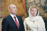 Vợ chồng Tổng thống Nga Putin chính thức ly hôn sau 30 năm chung sống