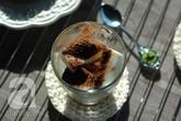 Trổ tài làm sữa chua dẻo cacao cực ngon