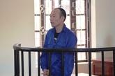 4 năm tù cho kẻ cầm đầu tổ chức chém nhà báo