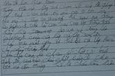 Đau lòng di thư của nữ sinh tự tử vì ảnh ghép khỏa thân trên facebook