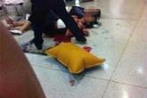 Giết bạn gái giữa siêu thị rồi tự sát