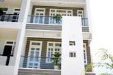 Mát mắt với ngôi nhà ngập sắc trắng tại Nhà Bè, TP Hồ Chí Minh