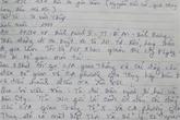 Người nước ngoài viết thư cảm ơn CSGT bắt cướp