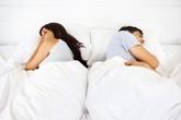 Đoán tình yêu qua tư thế ngủ
