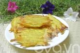 3 món ăn vặt với khoai lang