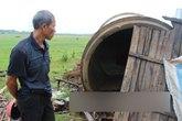 Bố thủ khoa ĐH Y đang sống trong... cống hoang kiếm tiền nuôi con ăn học