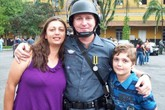 Rúng động cậu bé 13 tuổi bắn chết 4 người trong gia đình rồi tự sát