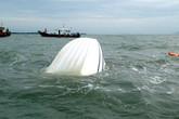 Nhật ký cứu nạn con tàu chìm ở Cần Giờ