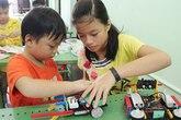 Trò chơi rèn tư duy cho trẻ 4 tuổi