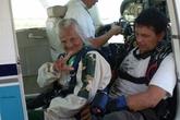 Cụ bà 103 tuổi vẫn... nhảy dù từ độ cao 3.000m