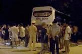 Xe khách lao vào đám đông, 1 người chết, 10 người nguy kịch