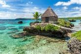 """Đẹp """"mê hồn"""" với đảo thiên đường hoang sơ Loyalty"""