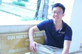 Kinh ngạc 9X Việt làm TBT báo của Đại học Mỹ