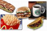Cách dùng đồ ăn nhanh không bị béo phì, bệnh tật