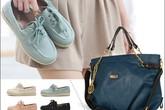 Cách phối đồ hoàn hảo giữa giày và túi