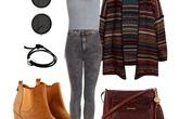 5 kiểu phối đồ đẹp với boot ngắn