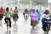 Miền Bắc sắp đón mưa mát