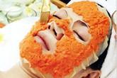 Làm đẹp da và tóc mùa thu với củ cà rốt