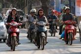 Đón gió mùa đông bắc, Hà Nội giảm 10 độ