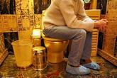 """Ngỡ ngàng với những nhà vệ sinh... """"ăn chơi"""" nhất thế giới"""