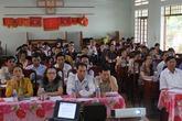 Đắk Lắk: Truyền thông DS-KHHGĐ trong ngành giáo dục