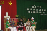 Khánh Hòa: Hội thi - giao lưu chăm sóc sức khỏe người cao tuổi