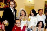 Mai Khôi rạng ngời trong ngày cưới
