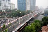 Thông xe cầu vượt dầm thép lớn nhất Việt Nam