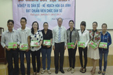 Kiên Giang: Bế giảng lớp nghiệp vụ DS-KHHGĐ đạt chuẩn viên chức dân số