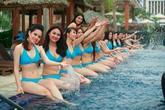 Ngẩn ngơ trước vẻ đẹp các thí sinh Hoa hậu các dân tộc Việt Nam