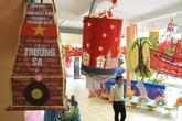 Đèn lồng mừng Tết Trung thu với tình yêu biển đảo Việt Nam