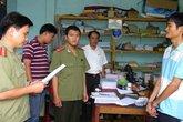 Đường dây làm giả giấy tờ, con dấu lớn tại Quảng Nam