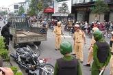 Đà Nẵng: Xe tải quá hạn kiểm định gây tai nạn kinh hoàng