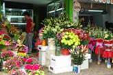 TP HCM: Hoa tươi tăng giá mạnh trong ngày 20/10