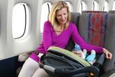 Sinh con ngay trên máy bay
