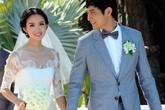 Đám cưới bí mật của cựu Hoa hậu Thế giới Trương Tử Lâm