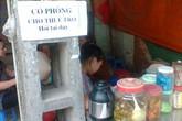 Tân sinh viên chật vật tìm phòng trọ