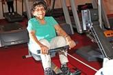 Choáng với cụ bà 101 tuổi vẫn tập gym đều đặn như thanh niên