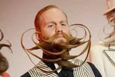 """Chiêm ngưỡng những bộ râu """"độc"""" nhất thế giới"""